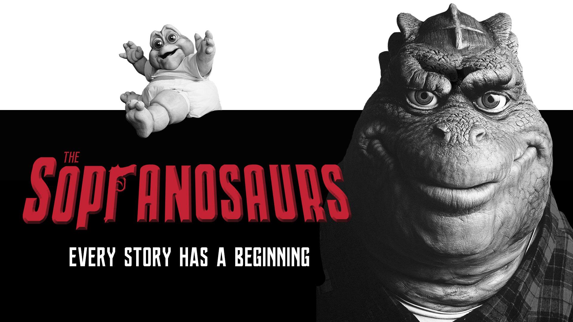 Mashup Monday: The Sopranosaurs