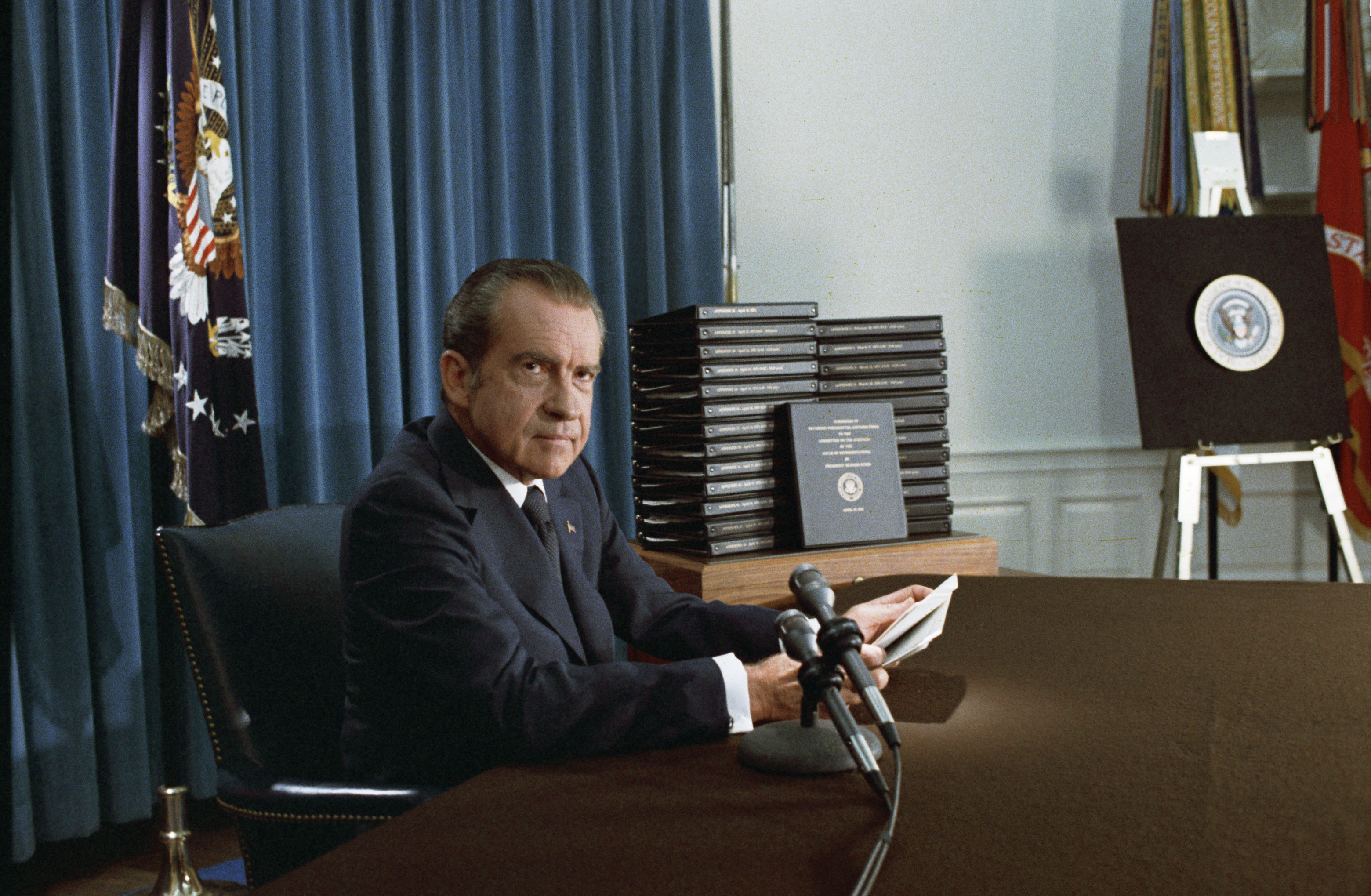 Throwback Thursday: Grand jury report and recommendation to the House, 1972