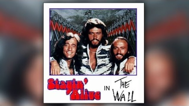 Mashup Monday: Stayin' Alive In The Wall (Pink Floyd vs Bee Gees Mashup) by Wax Audio