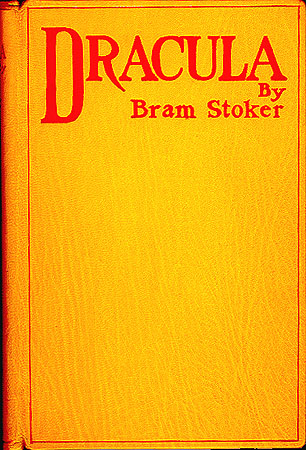The Books That Made Dracula