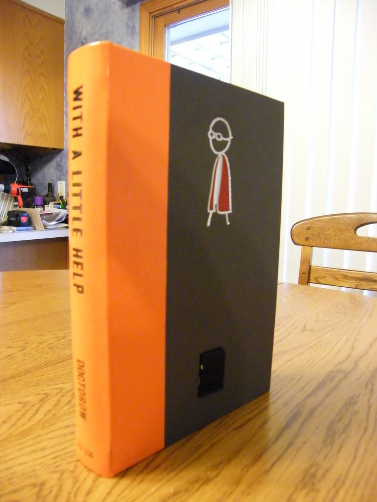 Throwback Thursday: Unboxing Cory Doctorow's With a Little Help