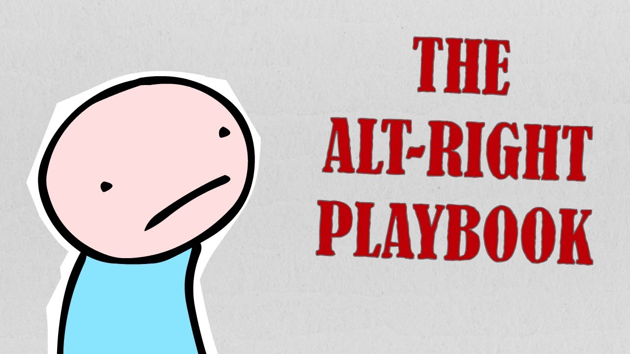 Friday Video: The Alt-Right Playbook