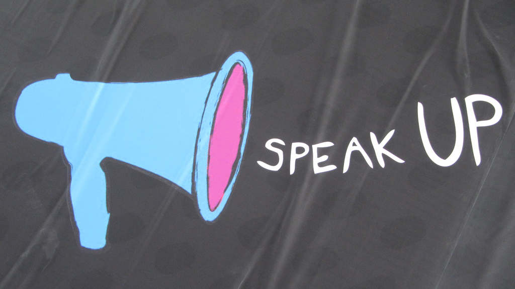 How to Speak Up When It Matters