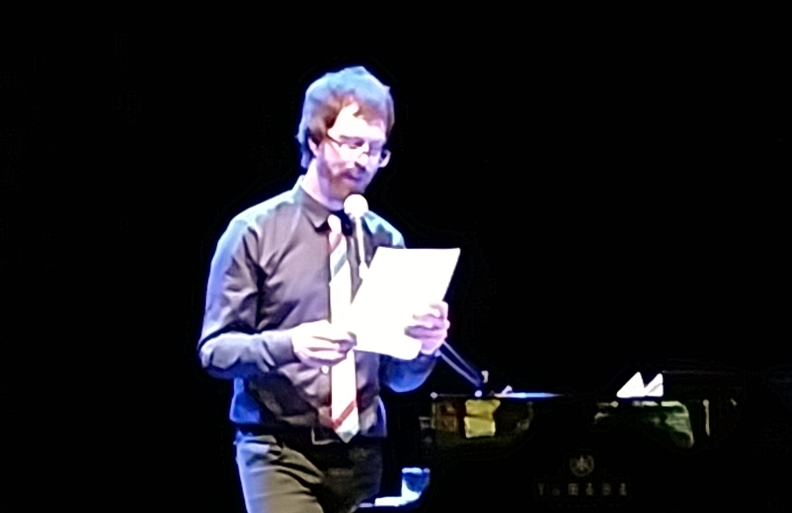Throwback Thursday: Ben Folds & a Piano