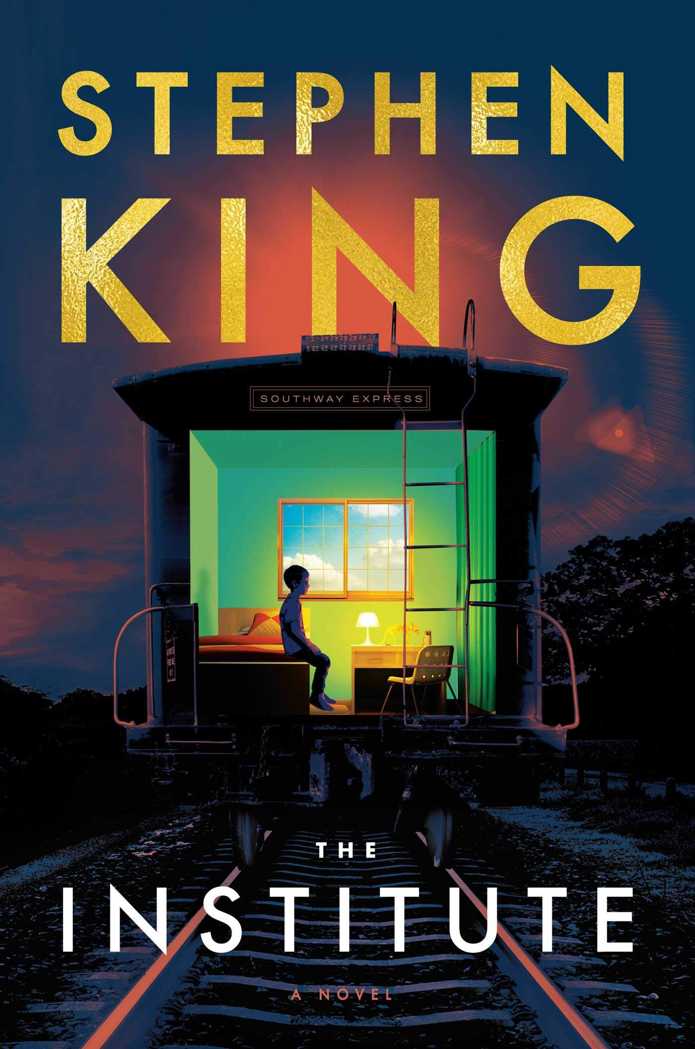 Friday Reads: The Institute by Stephen King