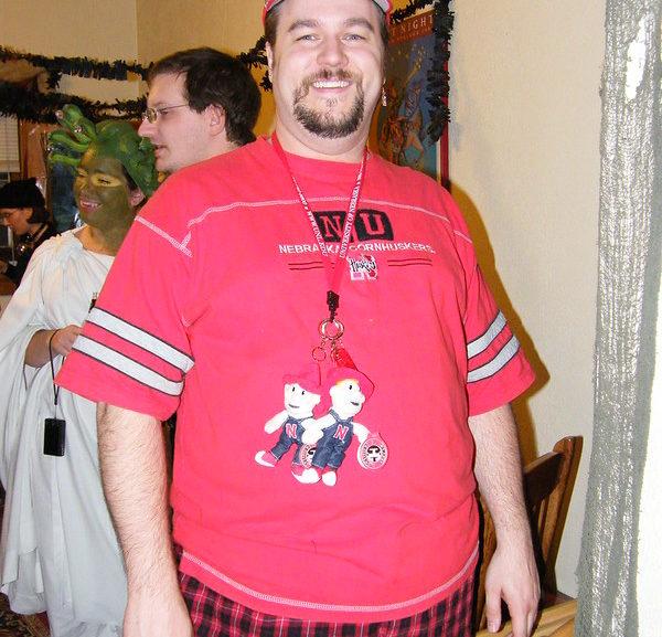 Throwback Thursday: Halloween 2008