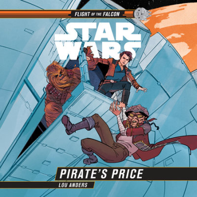 Friday Reads: Star Wars: Pirate's Price by Lou Anders