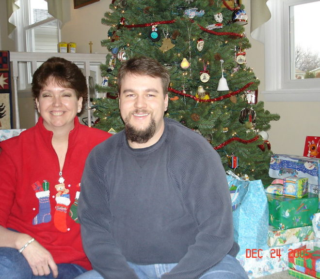 Throwback Thursday: Christmas 2005