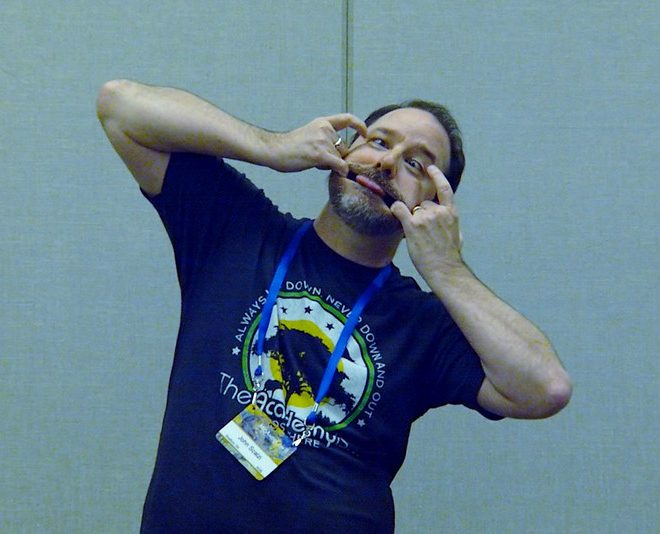 Throwback Thursday: John Scalzi