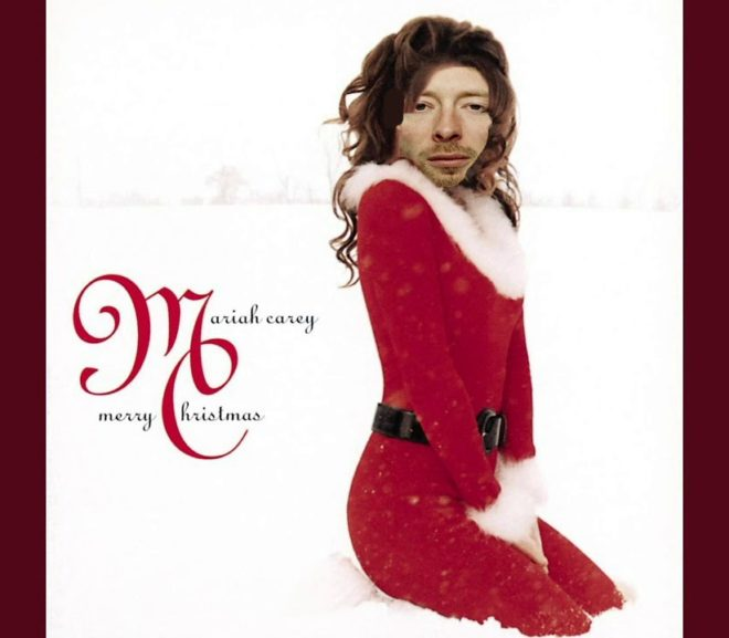 Mashup Monday: Creep But It's All I Want For Christmas Is You, Radiohead vs Mariah Carey