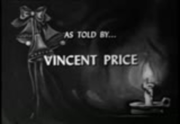Friday Video: Westinghouse Studio One A Christmas Carol ( 1949 Narrated By Vincent Price)