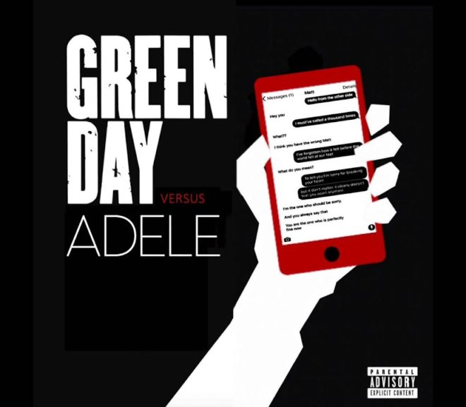 Mashup Monday: Hello Broken Dreams (Adele / Green Day mashup)