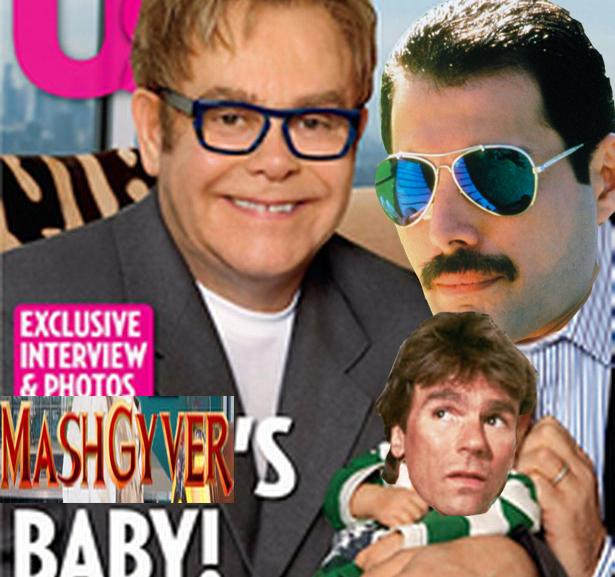 Mashup Monday: I'm Still Bohemian (Queen vs. Elton John)