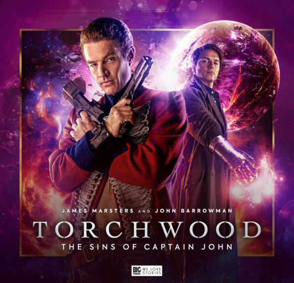 Friday Reads:  Torchwood: The Sins of Captain John