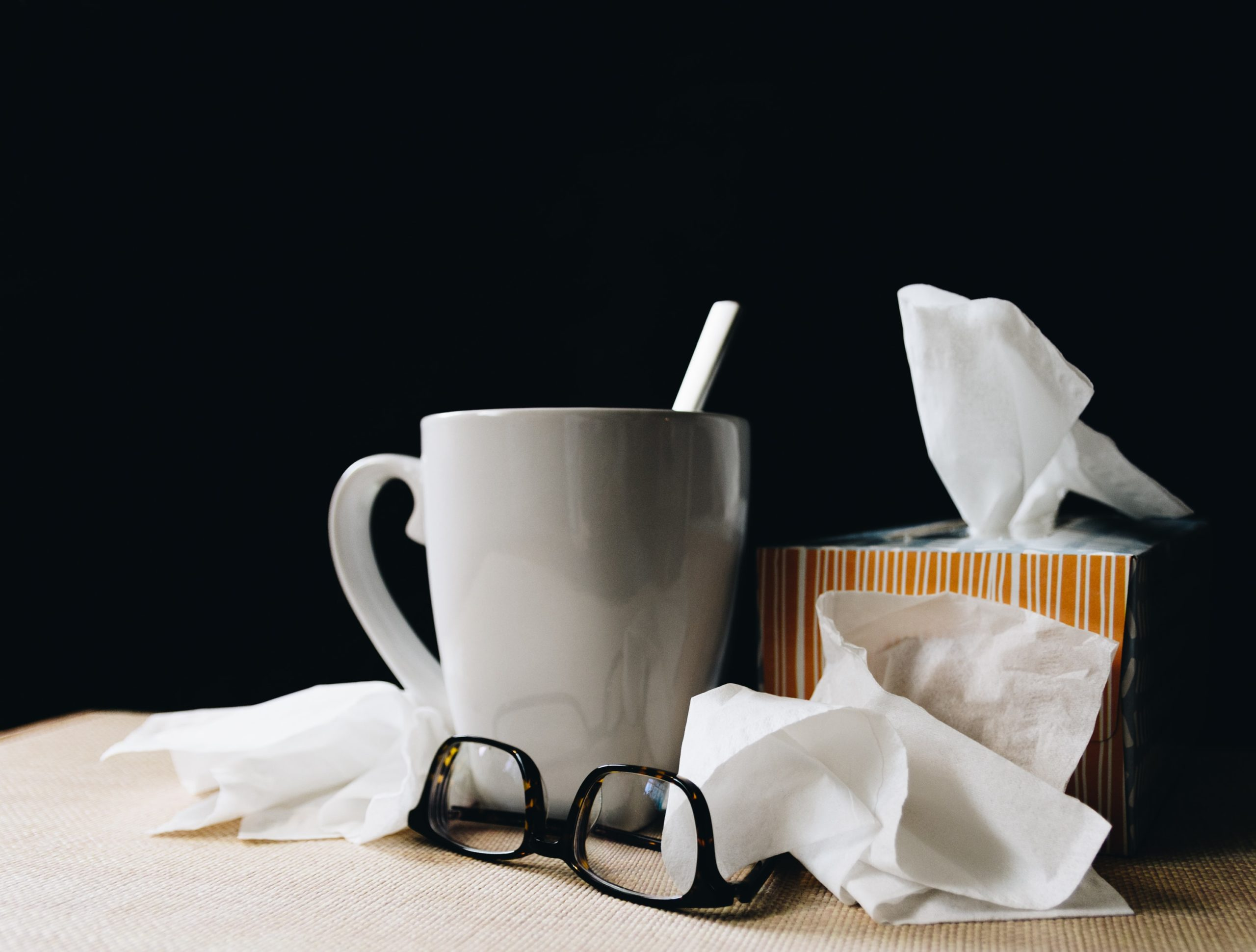 How can we stop people from coming to work sick? by Allison Green