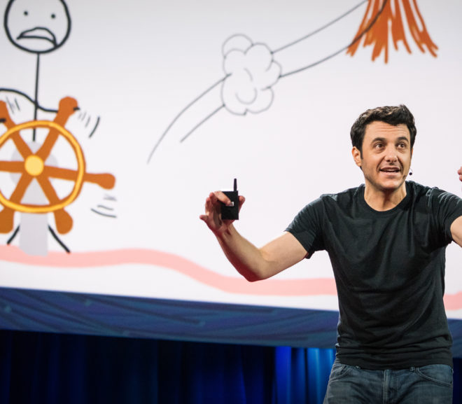 Friday Video: Tim Urban, Inside the mind of a master procrastinator