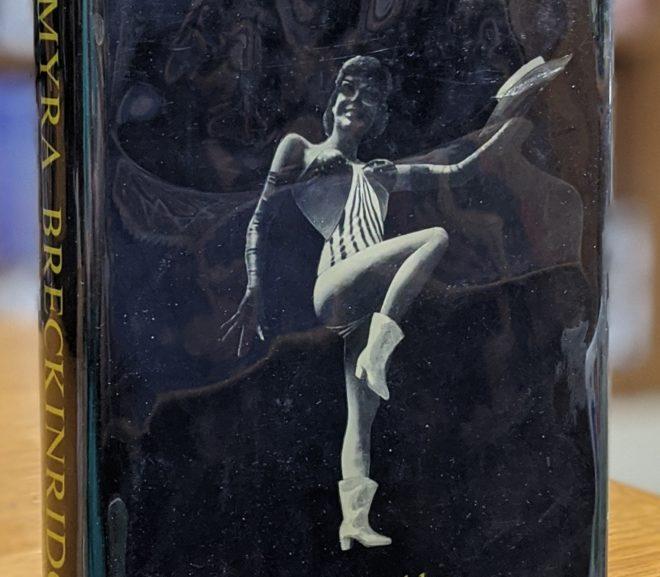 Friday Reads: Myra Breckinridge by Gore Vidal