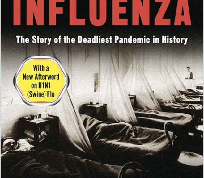 Friday Reads: The Great Influenza by John M. Barry