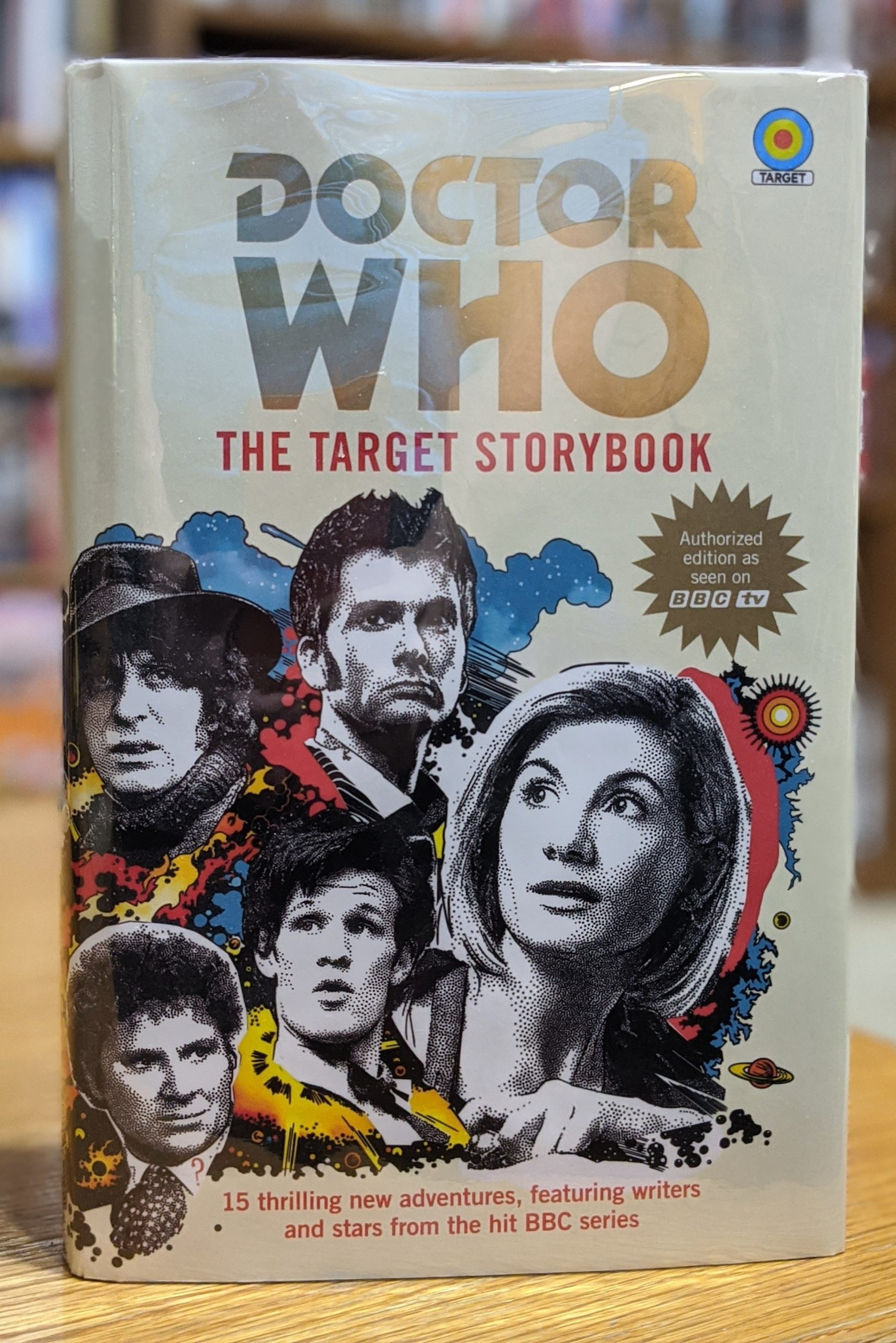 Friday Reads: Doctor Who: The Target Storybook
