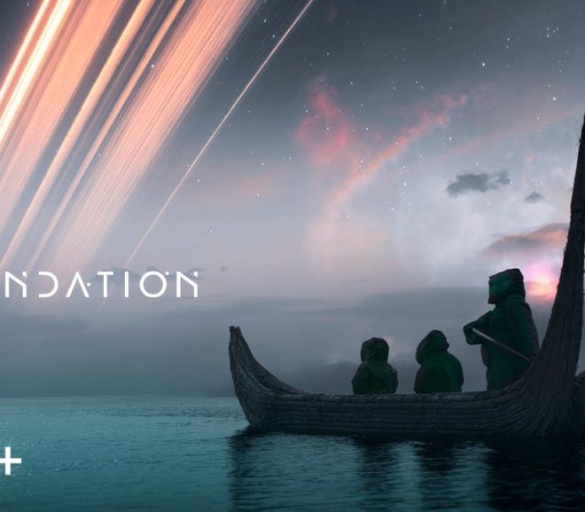 Foundation teaser trailer
