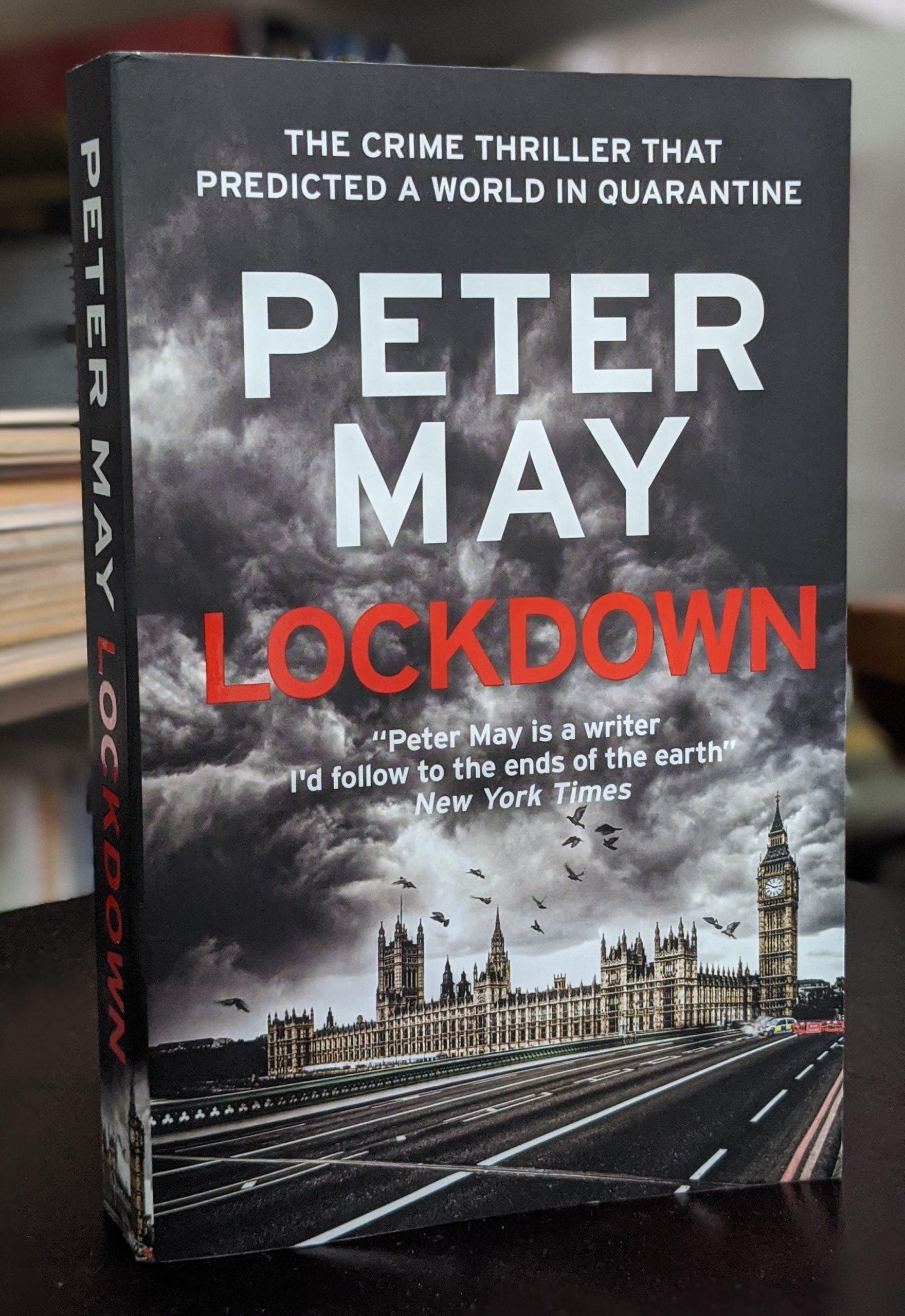 Friday Reads: Lockdown by Peter May
