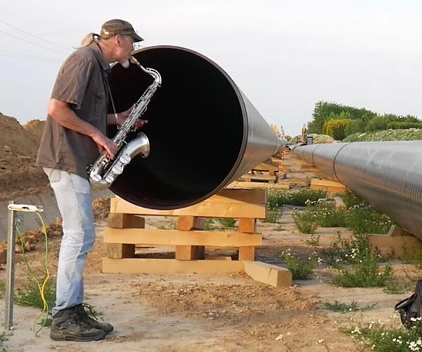 "Pipelinefunk, Armin Küpper ""Röhrensound"""