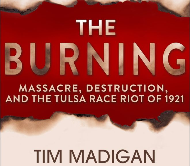 Friday Reads: The Burning by Tim Madigan