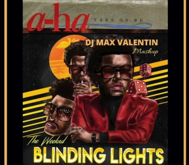 Mashup Monday: A-ha vs Weeknd – Blinding on me (Alex Van Mashup)