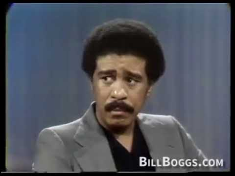 Friday Video: Richard Pryor on How Capitalism Promotes Racism