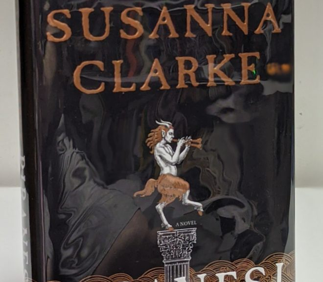 Friday Reads: Piranesi by Susanna Clarke