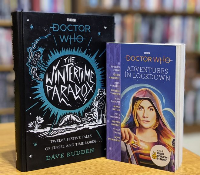 Friday Reads: Doctor Who The Wintertime Paradox & Adventures in Lockdown