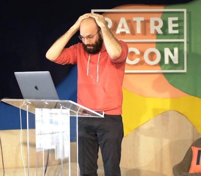 Patreon CEO shares his most epicfailures