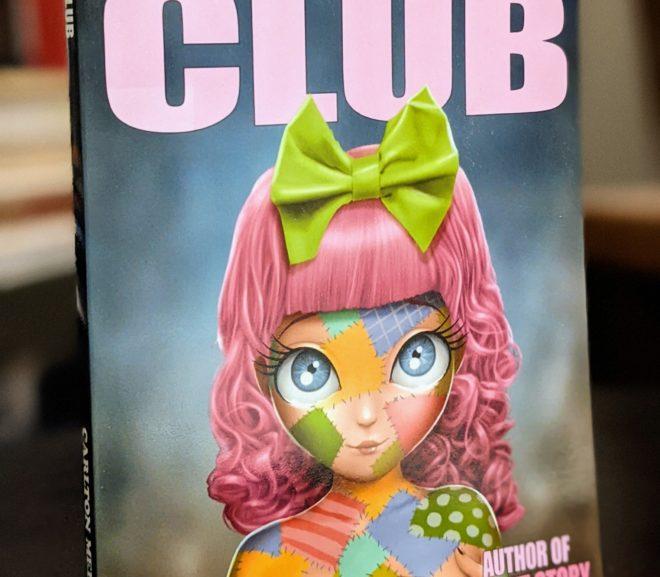 Friday Reads: Snuggle Club by Carlton Mellick, III