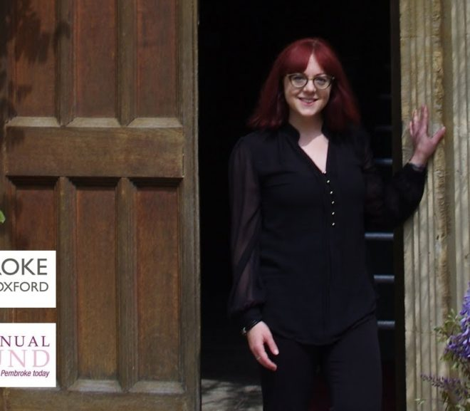 Friday Video: V.E. Schwab: 'In Search of Doors,' Pembroke Tolkien Lecture 2018