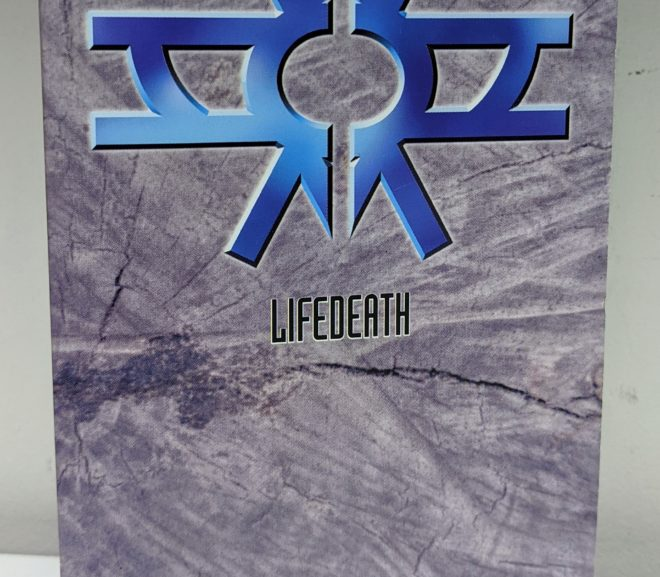 Friday Reads: Doctor Who: Lifedeath