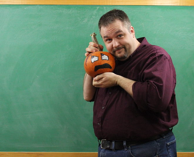 Throwback Thursday: me & Pumpkin