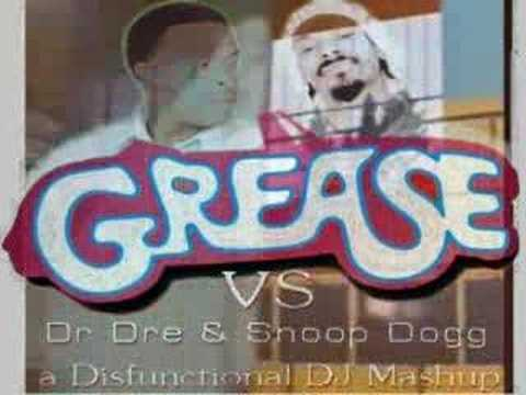 Mashup Monday: Grease Vs Dr Dre & Snoop Dogg Mashup by Disfunctional DJ