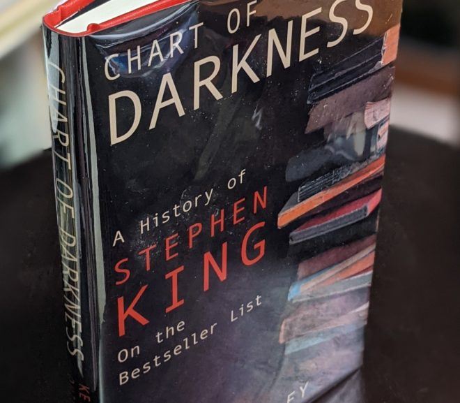 Friday Reads: Chart of Darkness by Kevin Quigley