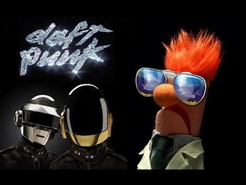 Mashup Monday: Daft Punk – Get Lucky ft. Pharrell Williams (Muppet Show Version)