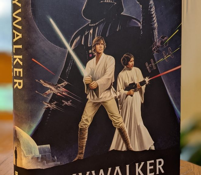 Friday Reads: Skywalker: A Family At War