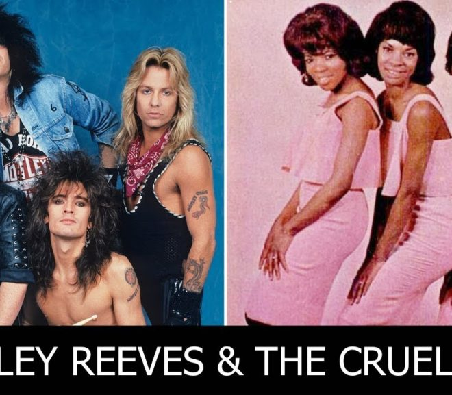 """Mashup Monday: Mötley Reeves & the Crüellas – """"Ten Seconds to Run"""""""
