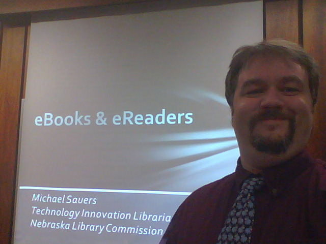 Throwback Thursday: eBooks workshop