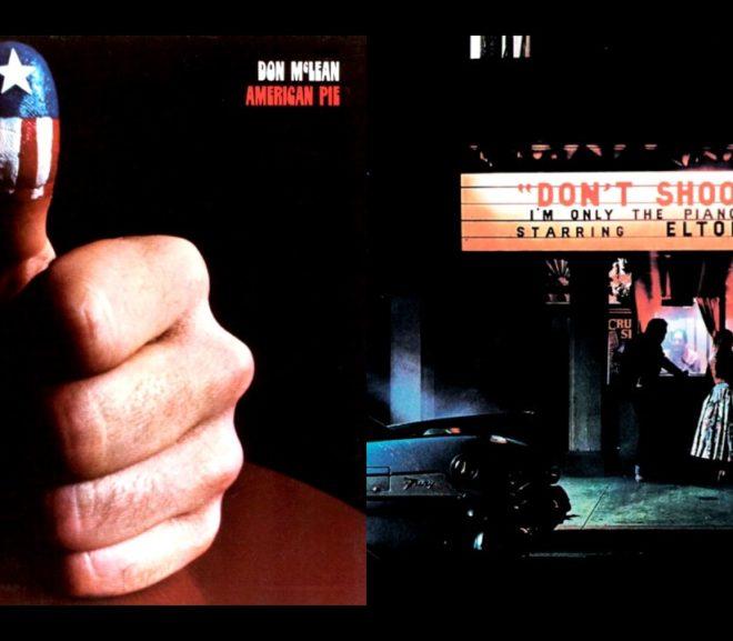Mashup Monday: Crocodile Pie (Don McLean vs. Elton John)