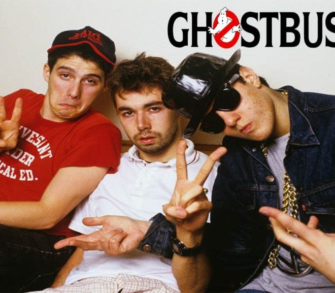 Mashup Monday: Beastie Boys – Intergalactic But It's Ghostbusters by Ray Parker Jr.