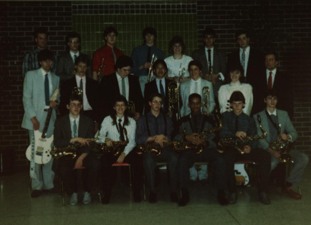 Throwback Thursday: High School Jazz