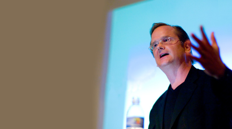 Friday Video: Lawrence Lessig, Aaron Swartz, and the Super PAC to end Super PACs