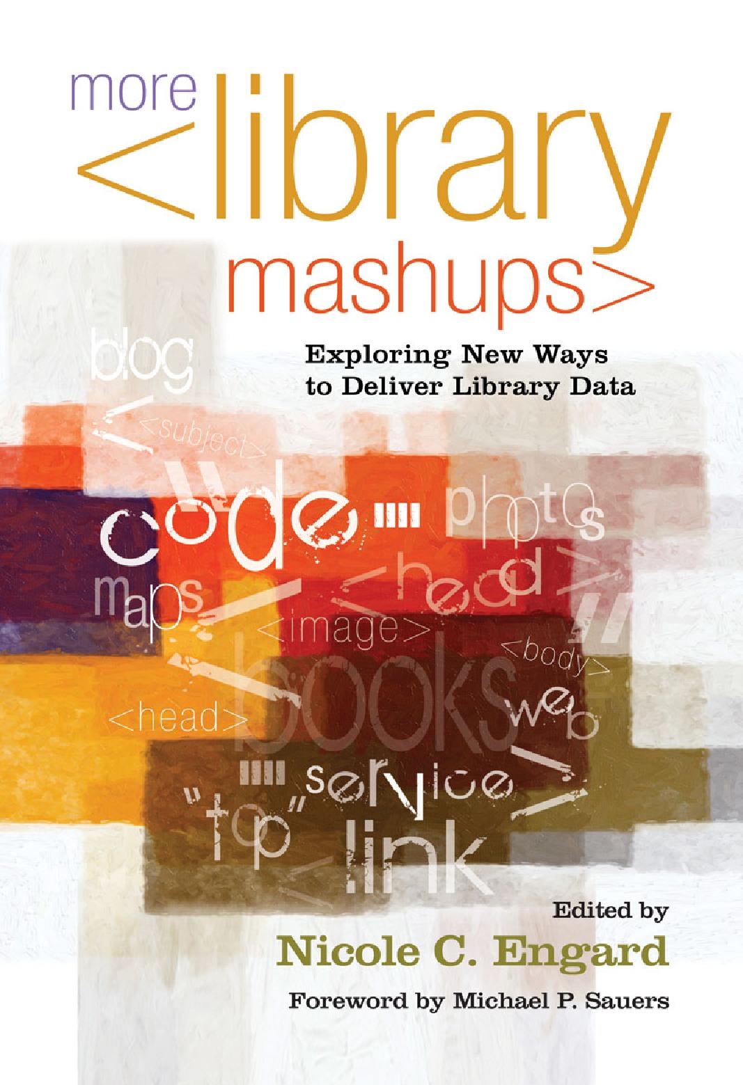 More Library Mashups available for pre-order