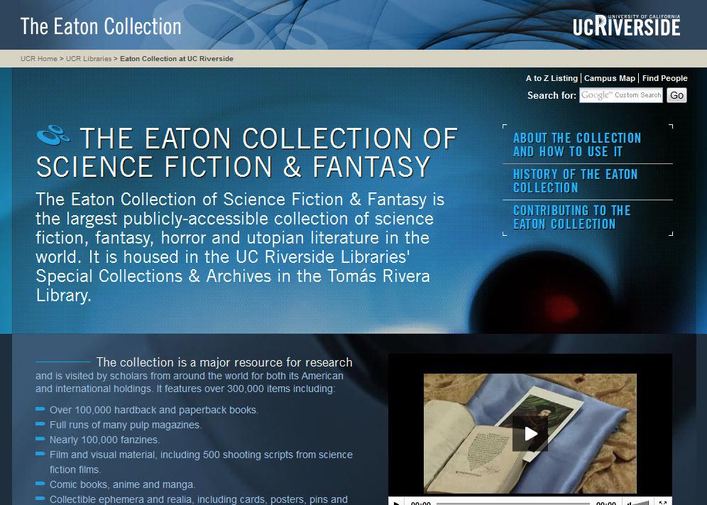 Eaton Collection Receives$3.5-Million