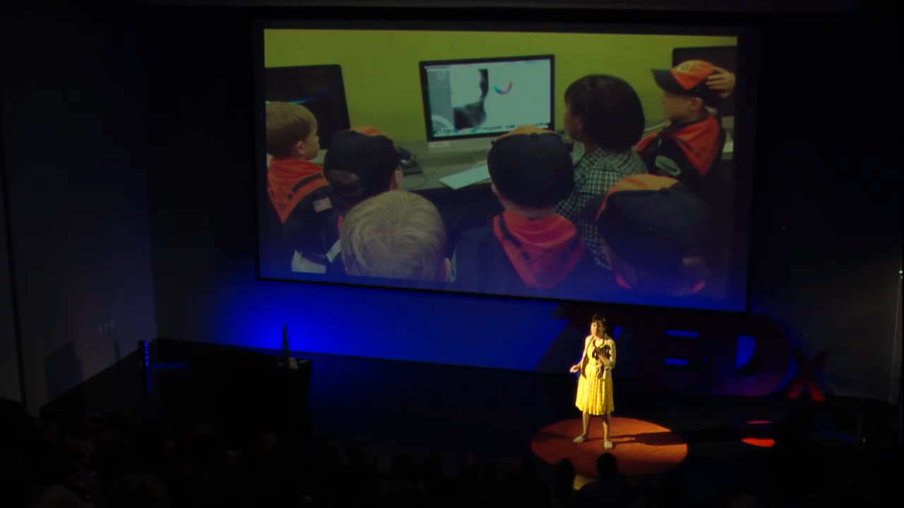 Friday Video: The Library of the Future, Melanie Florencio
