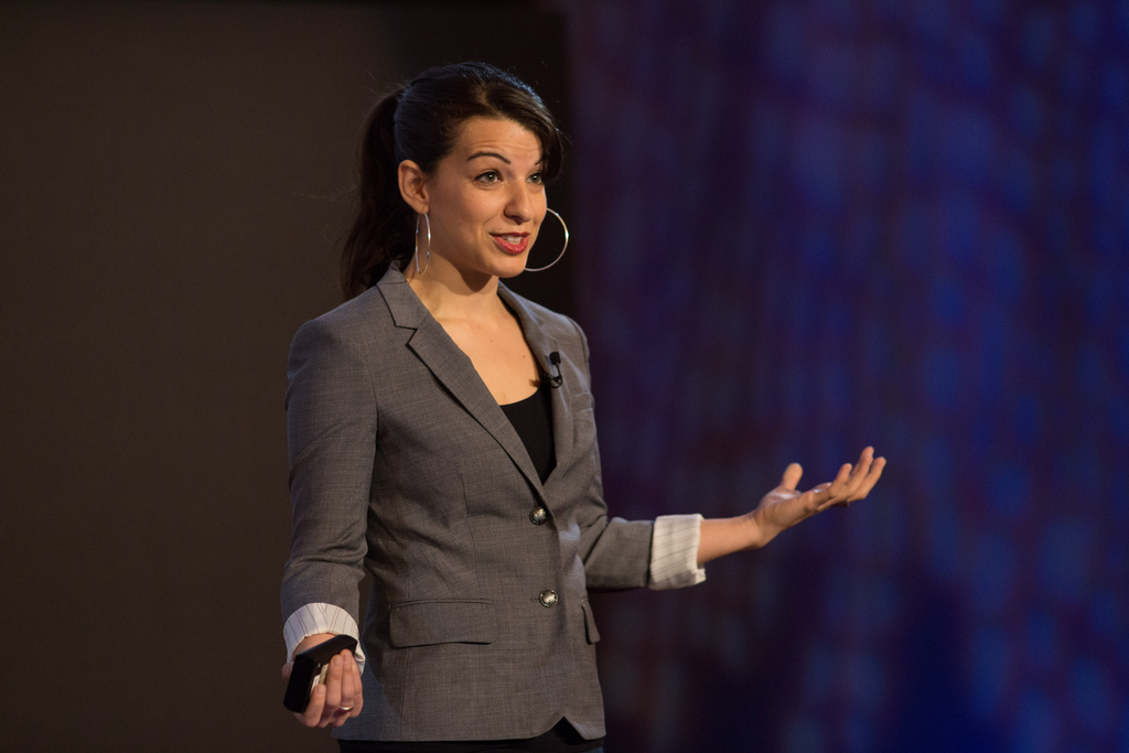Friday Video: Anita Sarkeesian at TEDxWomen 2012